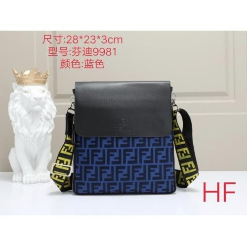 Fendi Fashion Messenger Bags For Men #523209