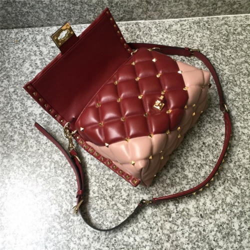 Cheap Valentino AAA Quality Messenger Bags #525001 Replica Wholesale [$418.07 USD] [W#525001] on Replica Valentino AAA Quality Messenger Bags