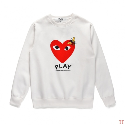 Cheap Play Hoodies Long Sleeved O-Neck For Men #525032 Replica Wholesale [$31.04 USD] [W#525032] on Replica Play Hoodies
