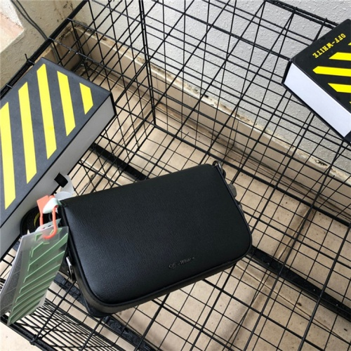 Cheap Off-White AAA Quality Messenger Bags #525163 Replica Wholesale [$169.75 USD] [W#525163] on Replica Off-White AAA Quality Messenger Bags