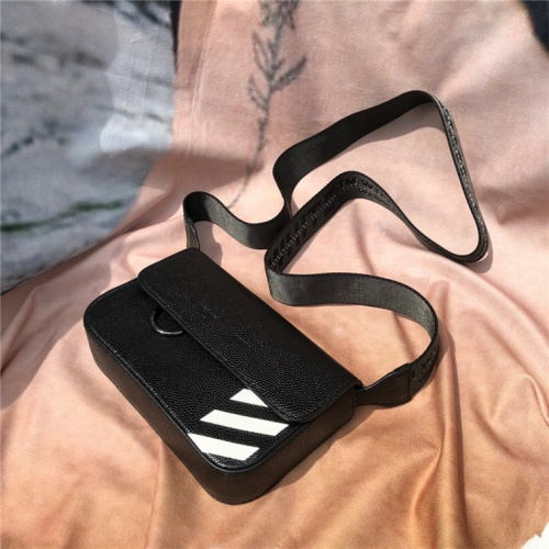 Cheap Off-White AAA Quality Messenger Bags #525172 Replica Wholesale [$164.90 USD] [W#525172] on Replica Off-White AAA Quality Messenger Bags