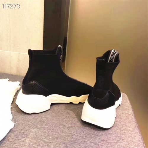 Cheap Christian Dior Boots For Women #525178 Replica Wholesale [$58.20 USD] [W#525178] on Replica Christian Dior Boots
