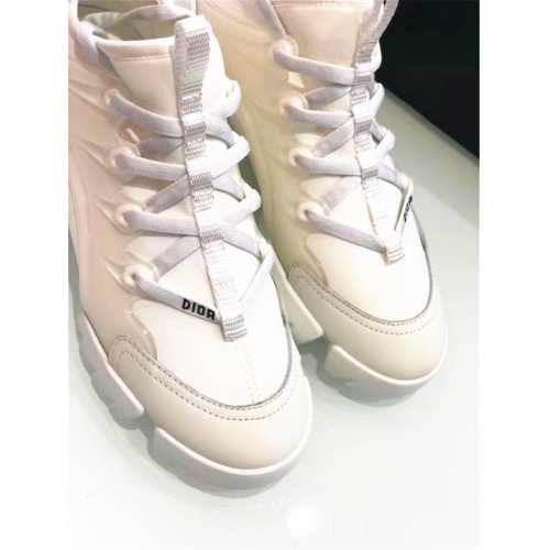 Cheap Christian Dior Casual Shoes For Women #525195 Replica Wholesale [$77.60 USD] [W#525195] on Replica Christian Dior Shoes