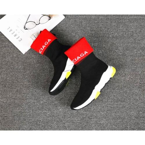 Cheap Balenciaga Boots For Men #525227 Replica Wholesale [$54.32 USD] [W#525227] on Replica Balenciaga Boots