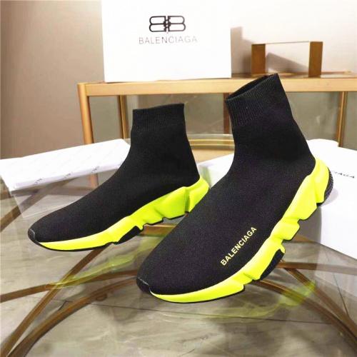 Cheap Balenciaga Boots For Men #525268 Replica Wholesale [$50.44 USD] [W#525268] on Replica Balenciaga Boots