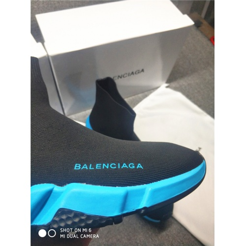 Cheap Balenciaga Boots For Men #525307 Replica Wholesale [$50.44 USD] [W#525307] on Replica Balenciaga Boots