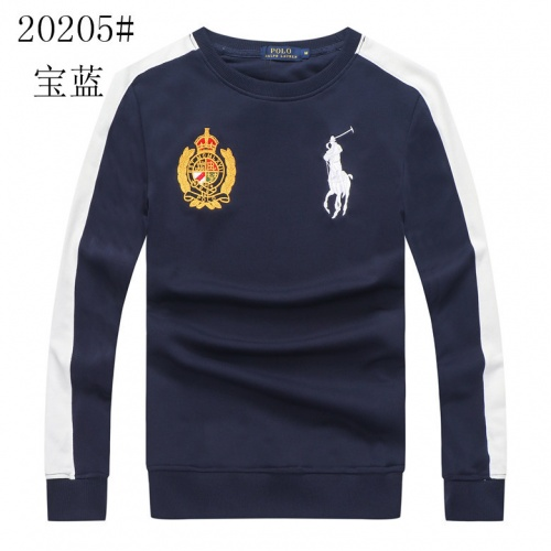 Cheap Ralph Lauren Polo Hoodies Long Sleeved O-Neck For Men #525317 Replica Wholesale [$34.92 USD] [W#525317] on Replica Ralph Lauren Polo Hoodies