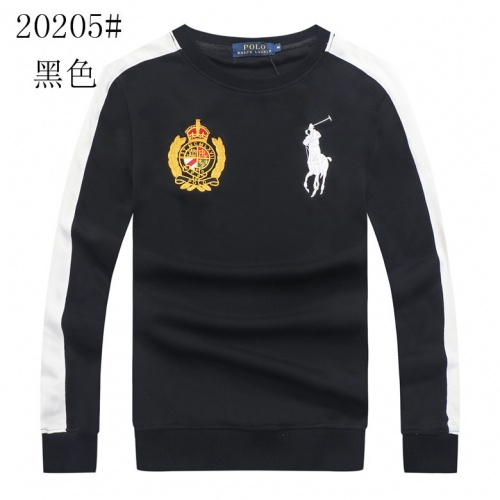 Cheap Ralph Lauren Polo Hoodies Long Sleeved O-Neck For Men #525318 Replica Wholesale [$34.92 USD] [W#525318] on Replica Ralph Lauren Polo Hoodies
