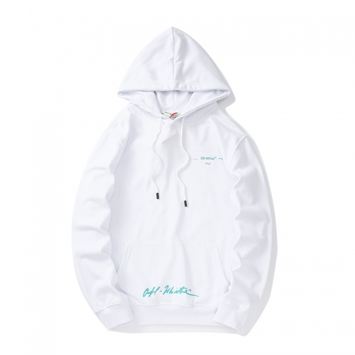 Cheap Off-White Hoodies Long Sleeved Hat For Men #525360 Replica Wholesale [$40.74 USD] [W#525360] on Replica Off-White Hoodies