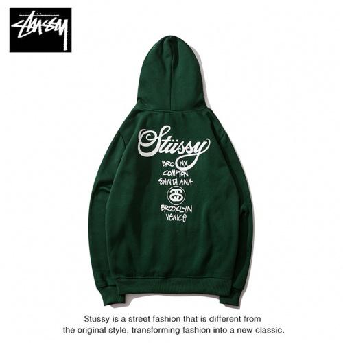 Cheap Stussy Hoodies Long Sleeved Hat For Men #525370 Replica Wholesale [$36.86 USD] [W#525370] on Replica Stussy Hoodies