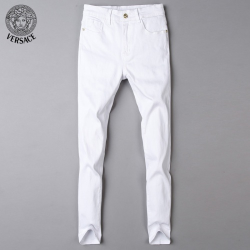 Cheap Versace Jeans Trousers For Men #525410 Replica Wholesale [$41.71 USD] [W#525410] on Replica Versace Jeans
