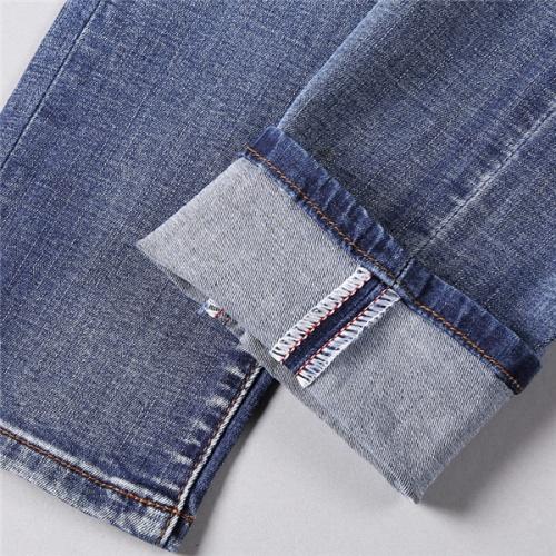 Cheap Armani Jeans Trousers For Men #525413 Replica Wholesale [$41.71 USD] [W#525413] on Replica Armani Jeans