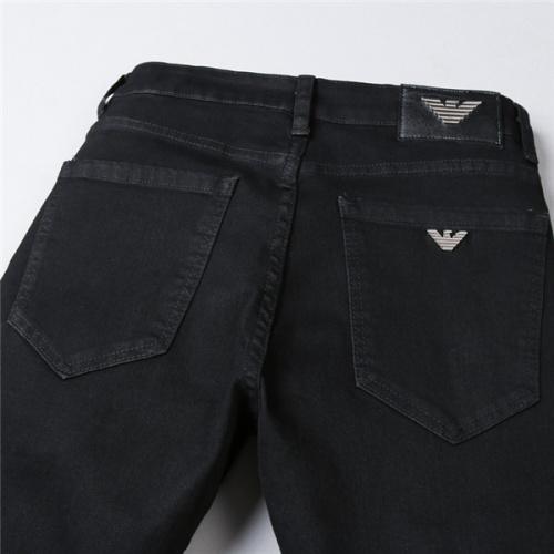Cheap Armani Jeans Trousers For Men #525414 Replica Wholesale [$41.71 USD] [W#525414] on Replica Armani Jeans