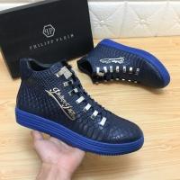Philipp Plein PP High Tops Shoes For Men #518371