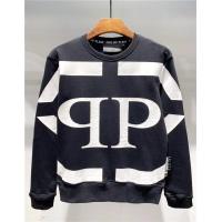 Philipp Plein PP Hoodies Long Sleeved O-Neck For Men #518413