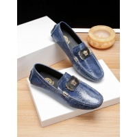 Versace Leather Shoes For Men #518467