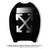 Off-White Hoodies Long Sleeved O-Neck For Men #518887