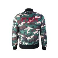 Philipp Plein PP Down Jackets Long Sleeved Zipper For Men #518907