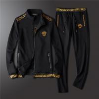 Versace Tracksuits Long Sleeved Zipper For Men #518914