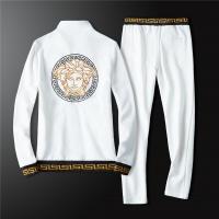 Versace Tracksuits Long Sleeved Zipper For Men #518915