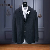 Fendi Suits Long Sleeved Polo For Men #519233