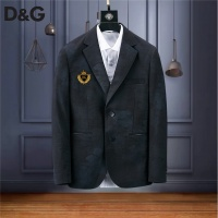 Dolce & Gabbana D&G Suits Long Sleeved Polo For Men #519238