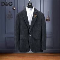 Dolce & Gabbana D&G Suits Long Sleeved Polo For Men #519239