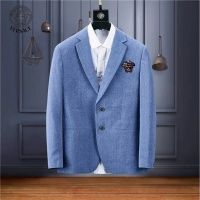 Versace Suits Long Sleeved Polo For Men #519249
