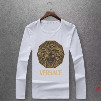 Versace T-Shirts Long Sleeved O-Neck For Men #519302
