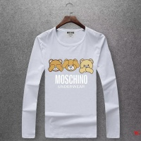 Moschino T-Shirts Long Sleeved O-Neck For Men #519314