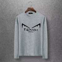 Fendi T-Shirts Long Sleeved O-Neck For Men #519397