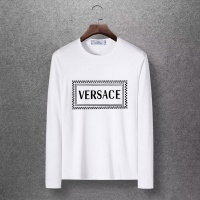 Versace T-Shirts Long Sleeved O-Neck For Men #519398