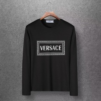 Versace T-Shirts Long Sleeved O-Neck For Men #519400