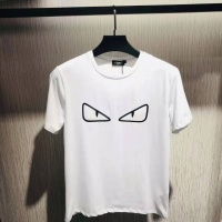 Fendi T-Shirts Short Sleeved O-Neck For Men #519466