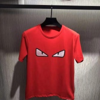 Fendi T-Shirts Short Sleeved O-Neck For Men #519467