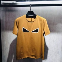 Fendi T-Shirts Short Sleeved O-Neck For Men #519468