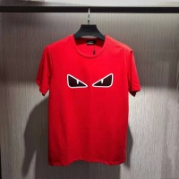 Fendi T-Shirts Short Sleeved O-Neck For Men #519470