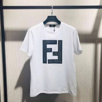 Fendi T-Shirts Short Sleeved O-Neck For Men #519471