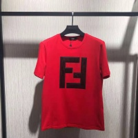 Fendi T-Shirts Short Sleeved O-Neck For Men #519472