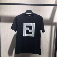 Fendi T-Shirts Short Sleeved O-Neck For Men #519473