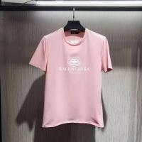 Balenciaga T-Shirts For Unisex Short Sleeved O-Neck For Unisex #519485
