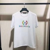 Balenciaga T-Shirts For Unisex Short Sleeved O-Neck For Unisex #519486
