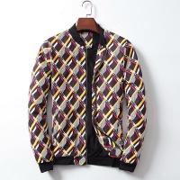 Fendi Jackets Long Sleeved Zipper For Men #519497