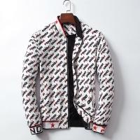 Fendi Jackets Long Sleeved Zipper For Men #519498