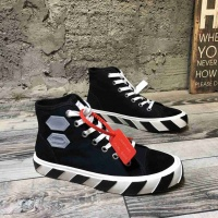 OFF-White High Tops Shoes For Men #519739