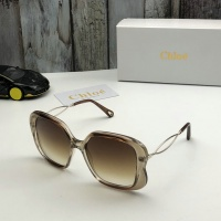 Chloe AAA Quality Sunglasses #519824