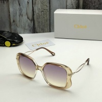Chloe AAA Quality Sunglasses #519825