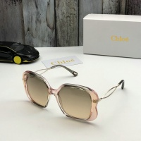 Chloe AAA Quality Sunglasses #519826