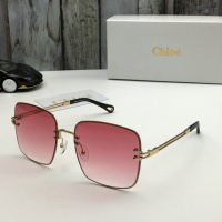 Chloe AAA Quality Sunglasses #519830