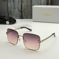 Chloe AAA Quality Sunglasses #519832